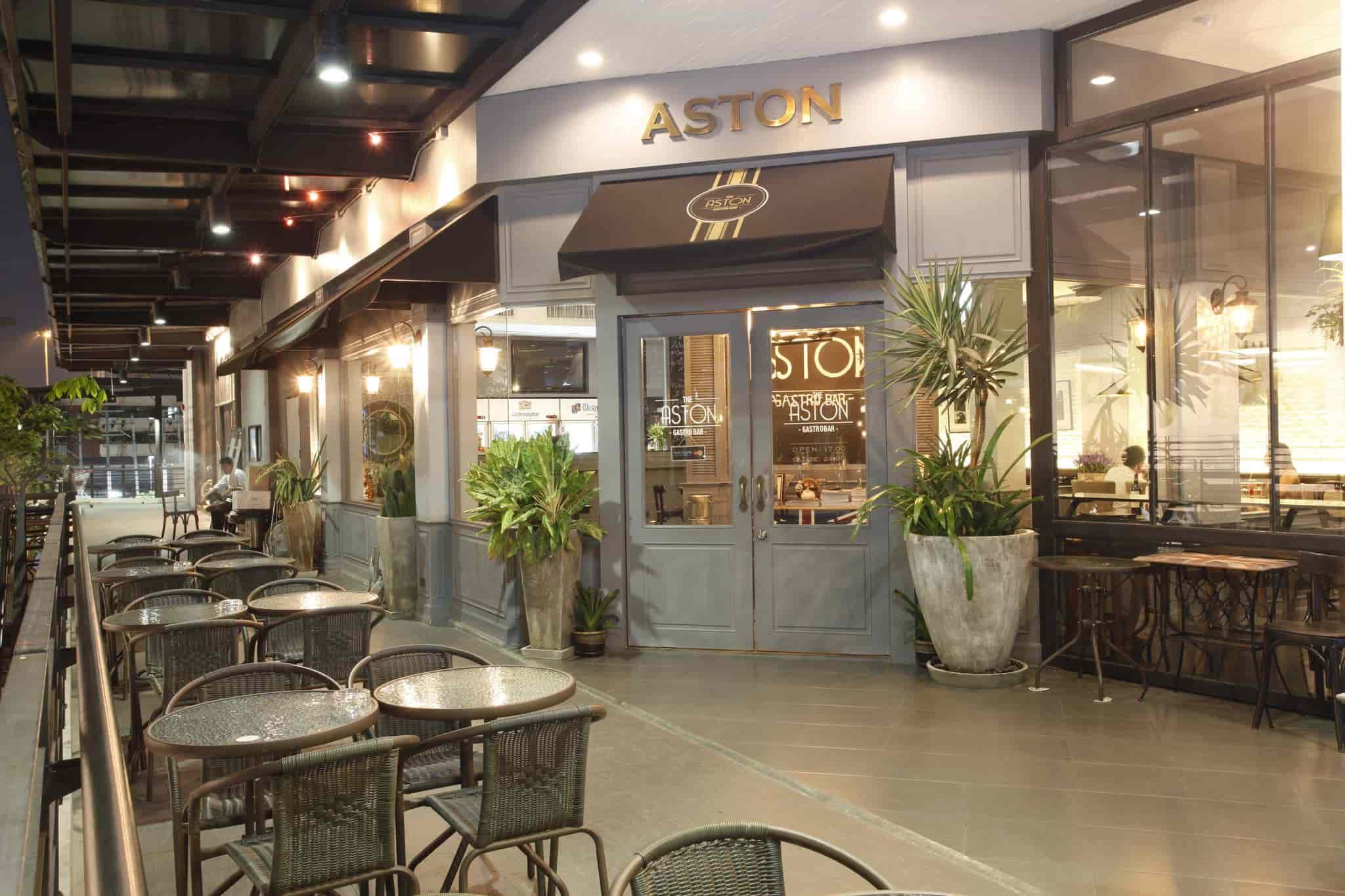 The Aston Gastro Bar 6